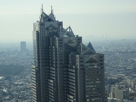 新宿パークタワー190130