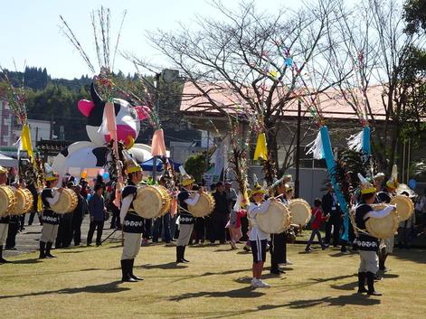 湧水町秋祭り181123
