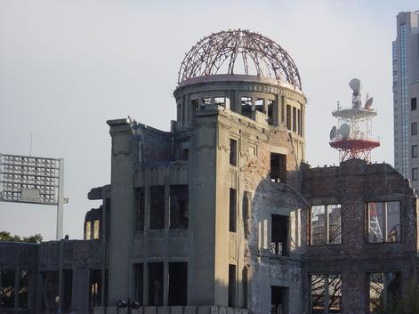 原爆ドーム051216