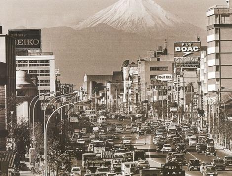 富士山1965
