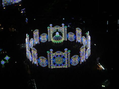 神戸ルミナリエ161208