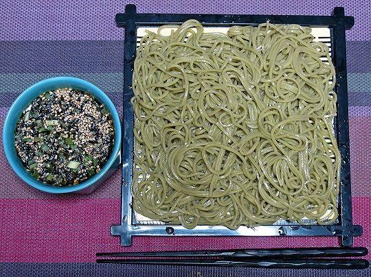 茶そば (2)