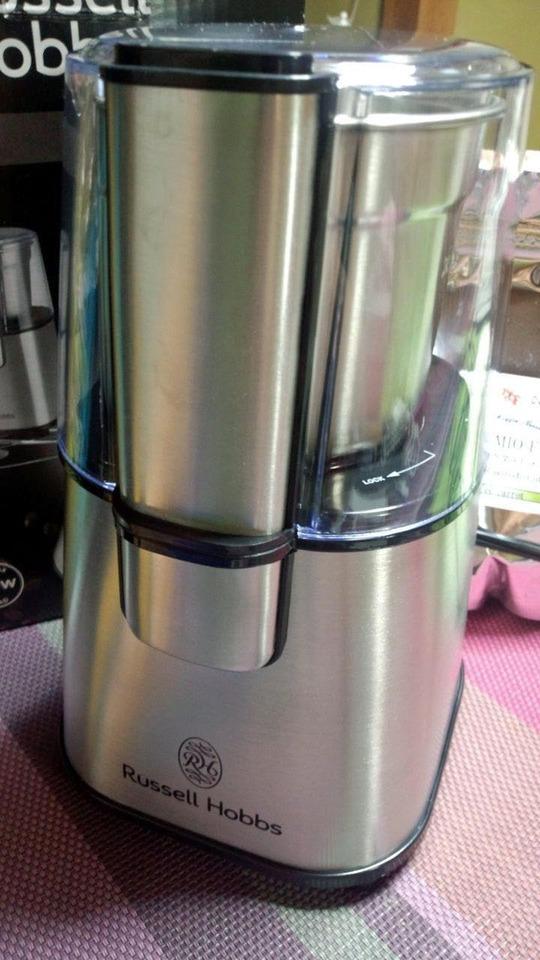 ラッセルホブスのコーヒーグラインダー (1)