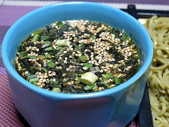 茶そば (4)