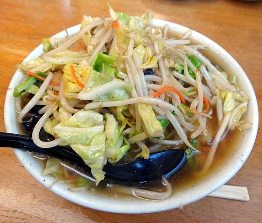 野菜らーめん (2)