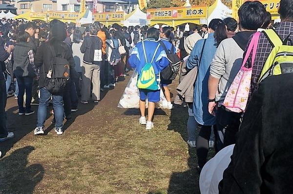 餃子祭りボランティア