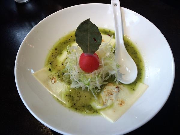 バジル味噌2
