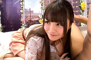 【マジックミラー号】素人女子大生が人生初めてのデカチンでガチイキ絶頂!