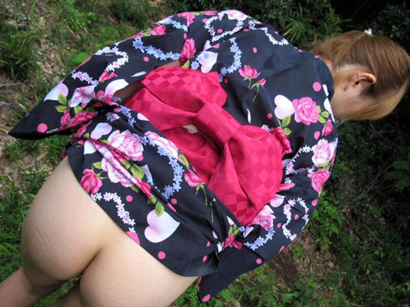 浴衣JAPANのエロ画像 100連発