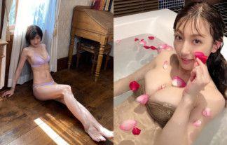熊田曜子エロ画像8選!巨乳グラドルのヌードや水着グラビアなど大特集!
