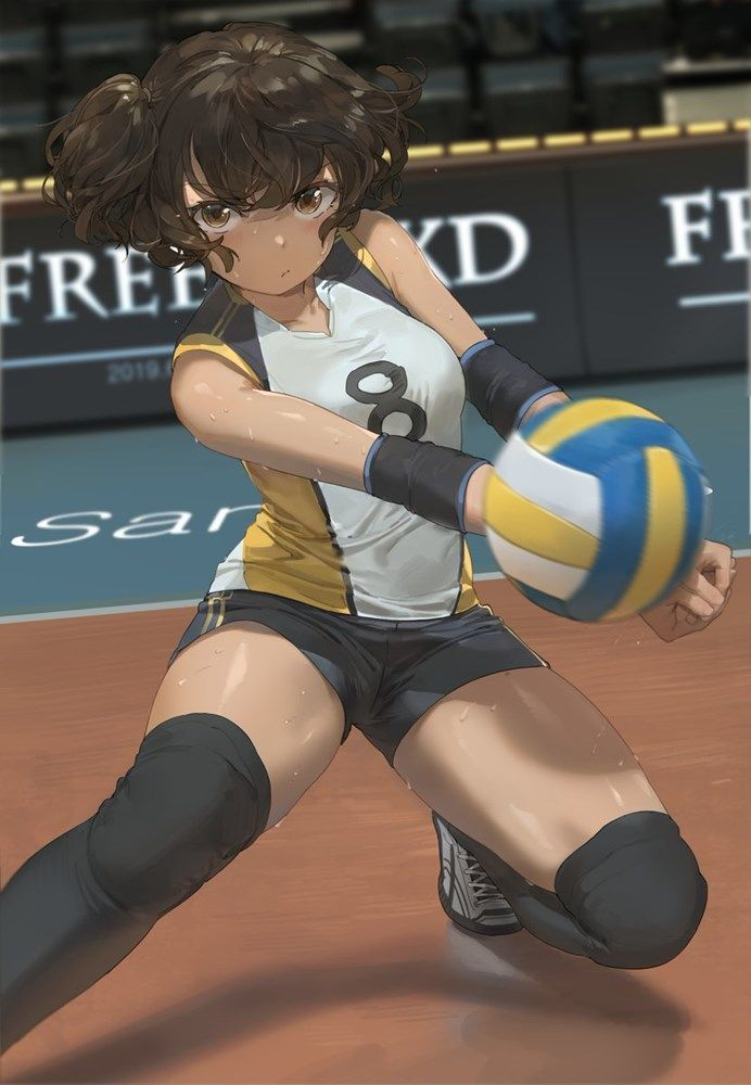 【二次】スポーツ少女スレ【画像】 その16