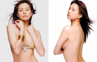 米倉涼子ヌード画像を厳選!あの乳首丸出し流出画像や濡れ場・パンチラまとめ!