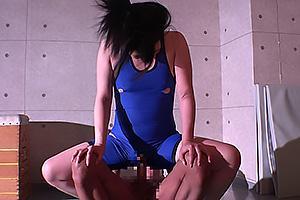 萩原奈々 スポコス姿のレスリング女教師!輪姦レイプで弄ばれザーメンを無許可中出し