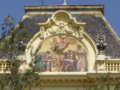 フェーヴァム広場の建物1