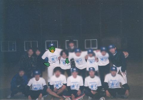 柳リハ野球部