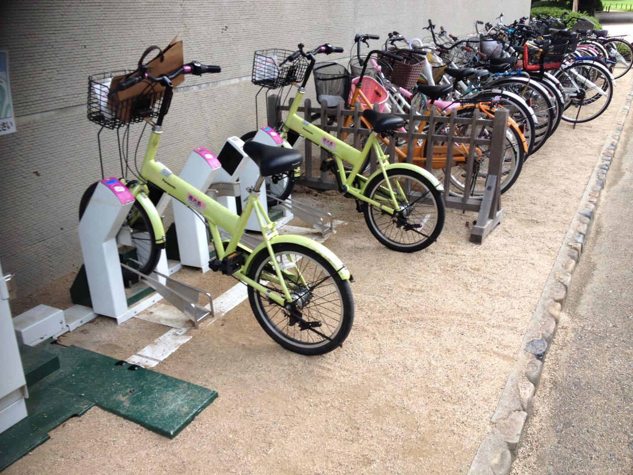 自転車の 自転車 岡山駅 : 岡山 駅 の 往復 この カード で ...