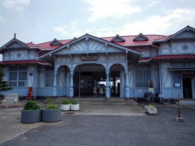 浜寺公園駅8
