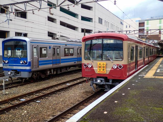 大雄山駅09