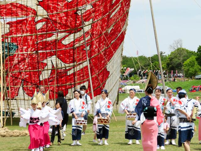 相模大凧祭り30