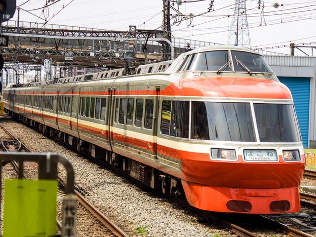 海老名駅にて1