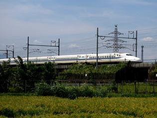 新幹線01