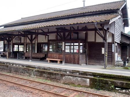 大隅横川駅2