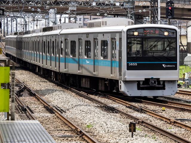海老名駅にて7