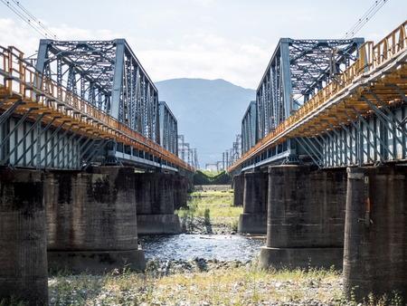酒匂川鉄橋3