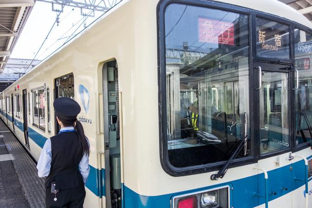 伊勢原駅6