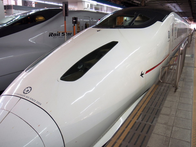九州新幹線ツバメ1