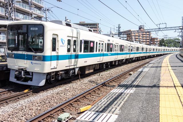 鶴巻温泉駅5