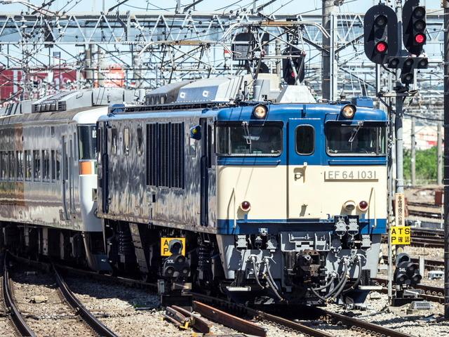 EF64-1031(死神号)4