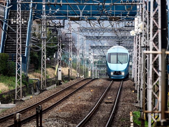 箱根号渋沢駅1