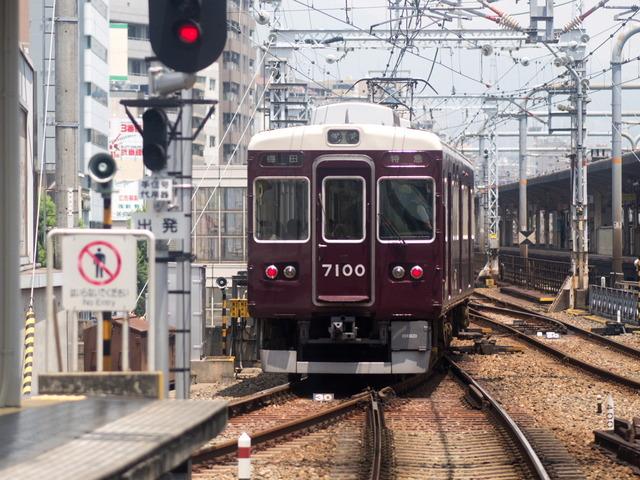 阪急電車4