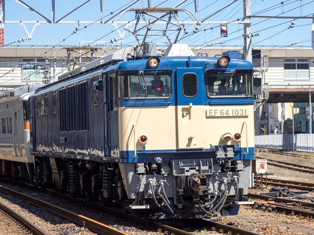 EF64-1031(死神号)8