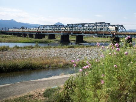 酒匂川鉄橋1