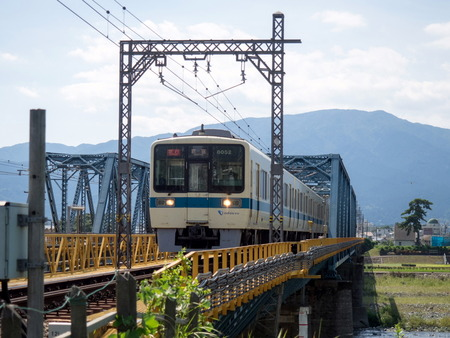 酒匂川鉄橋5