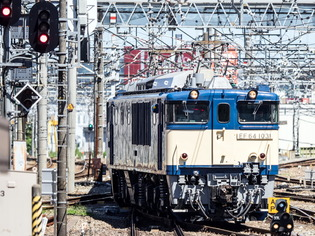 EF64-1031(死神号)2