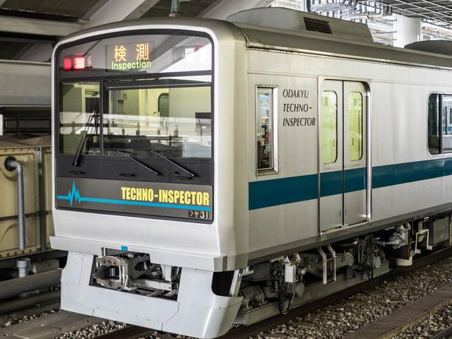 小田急検測車7