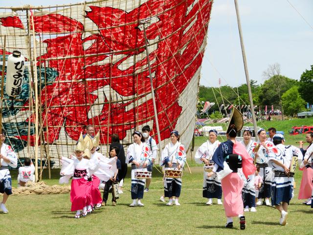 相模大凧祭り25