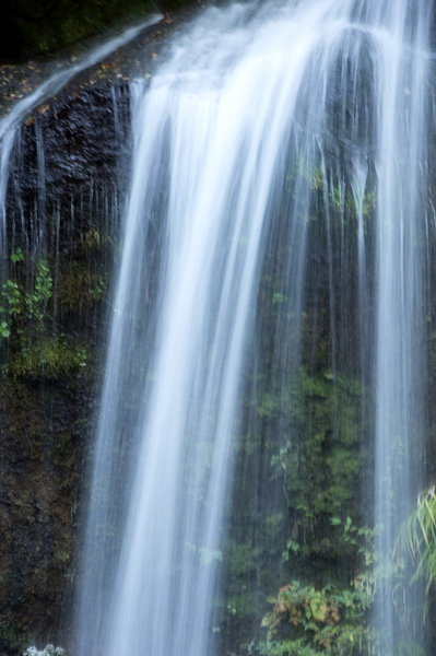 夕日の滝6