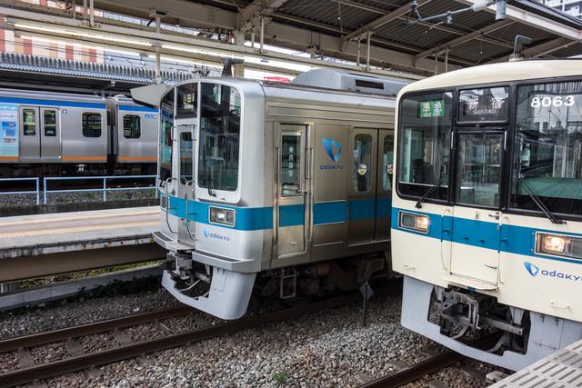 小田急と相鉄