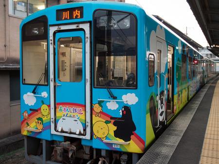 肥薩オレンジ鉄道線21