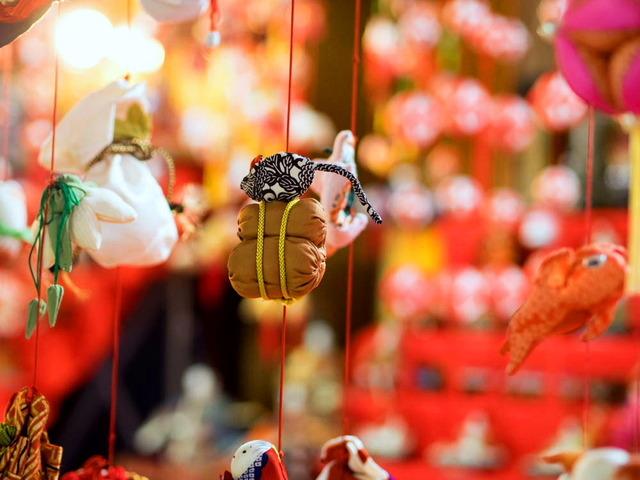 吊るし雛飾り14