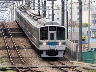 海老名駅にて6