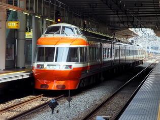海老名駅にて3