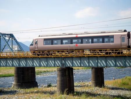 酒匂川鉄橋10