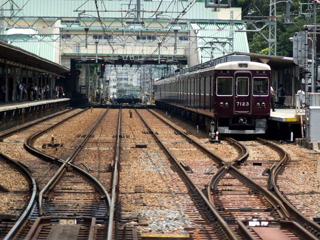阪急電車3