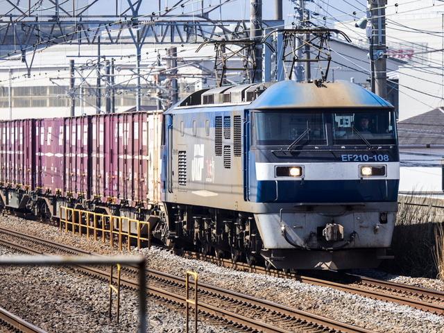 EF210-108号機1
