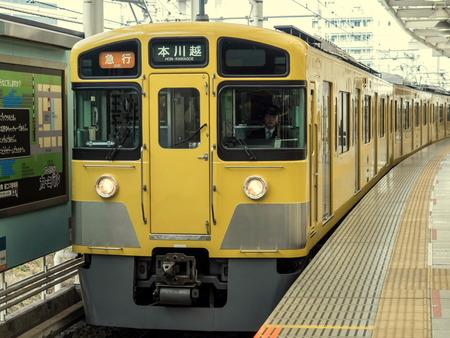 西武新宿線1